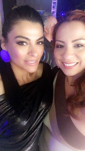 Johanna Cuevas & Bonnie Morazan