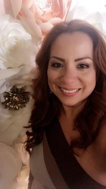 Selfie time - Bonnie Morazan