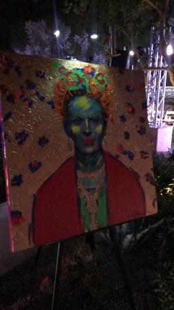 Gilda Garza's Art / Frida